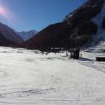 Osrodek narciarski w Cogne