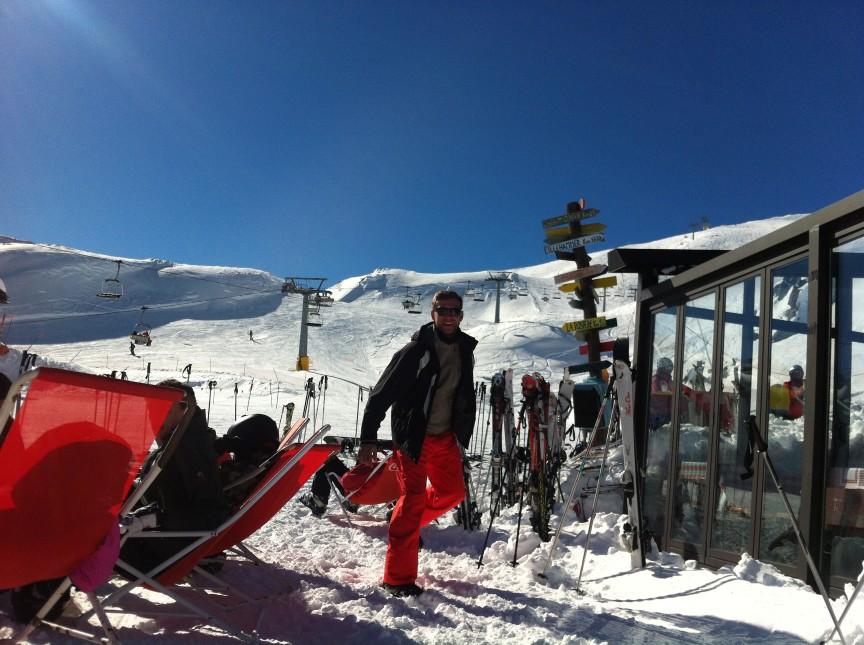 Ośrodek narciarski La Thuile - La Rosiere