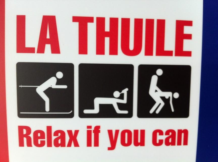 Ośrodke narciarski La Thuile - La Rosiere