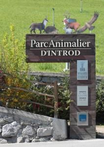 Park Zwierzęcy w Introd
