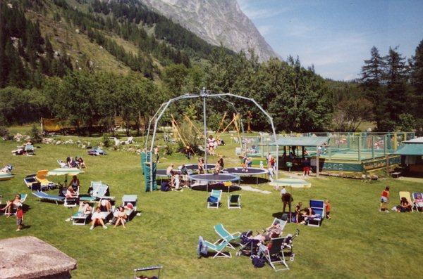 Club des sport w Val Ferret