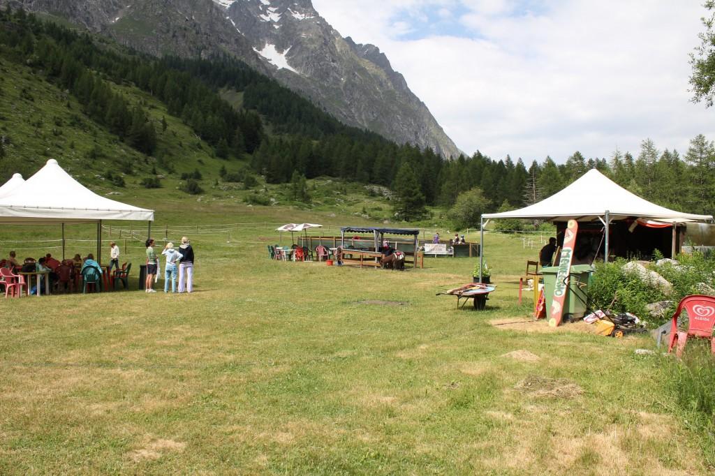Val Verret w Dolinie Aosty
