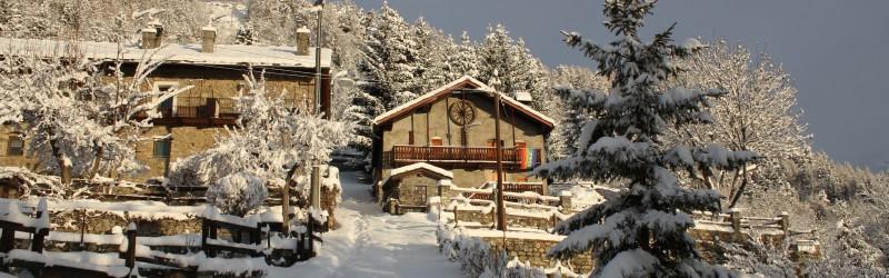 Mieszkanie w Alpach na stałe