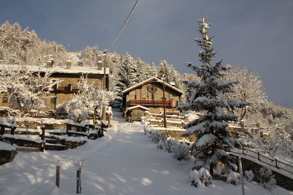 Mieszkanie w górach na stałe ma swoje minusy, czasami zachwyceni pieknymi widokami zapominamy o tym!