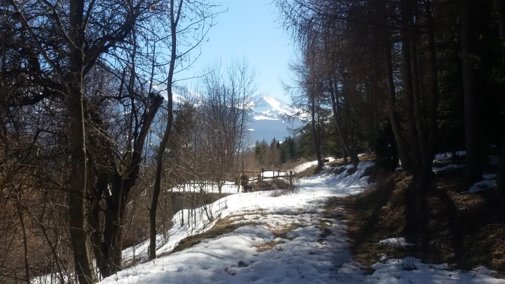 alpy, dolina aosty