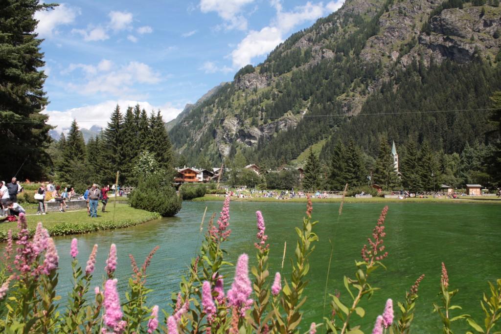 Jezioro Govet, idealne na popołudniowy relaks.