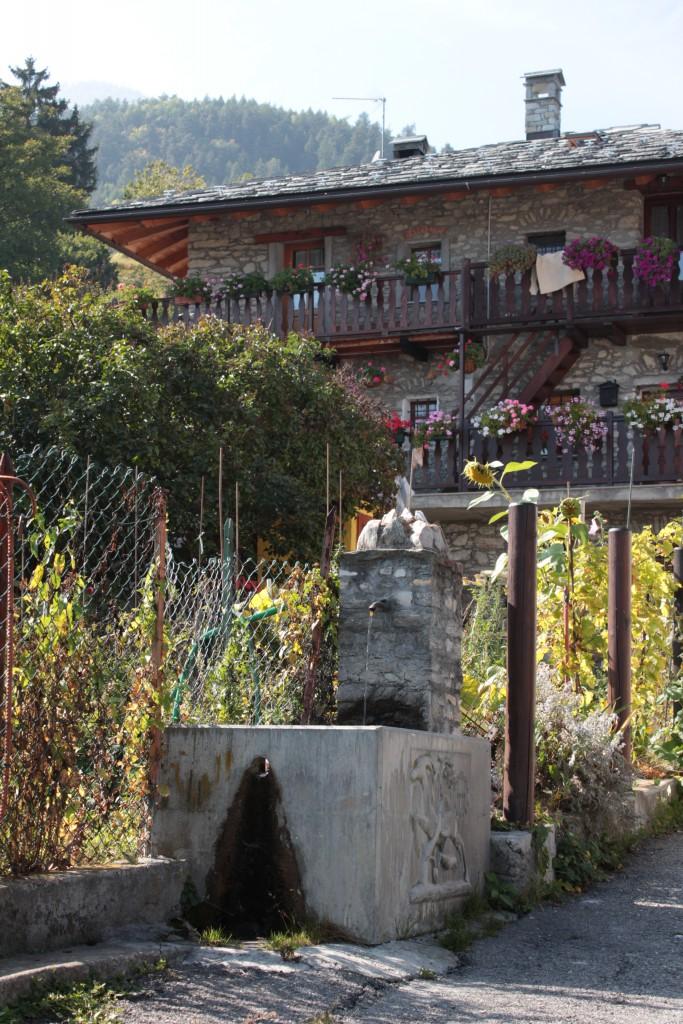 Dom w Valle d'Aosta