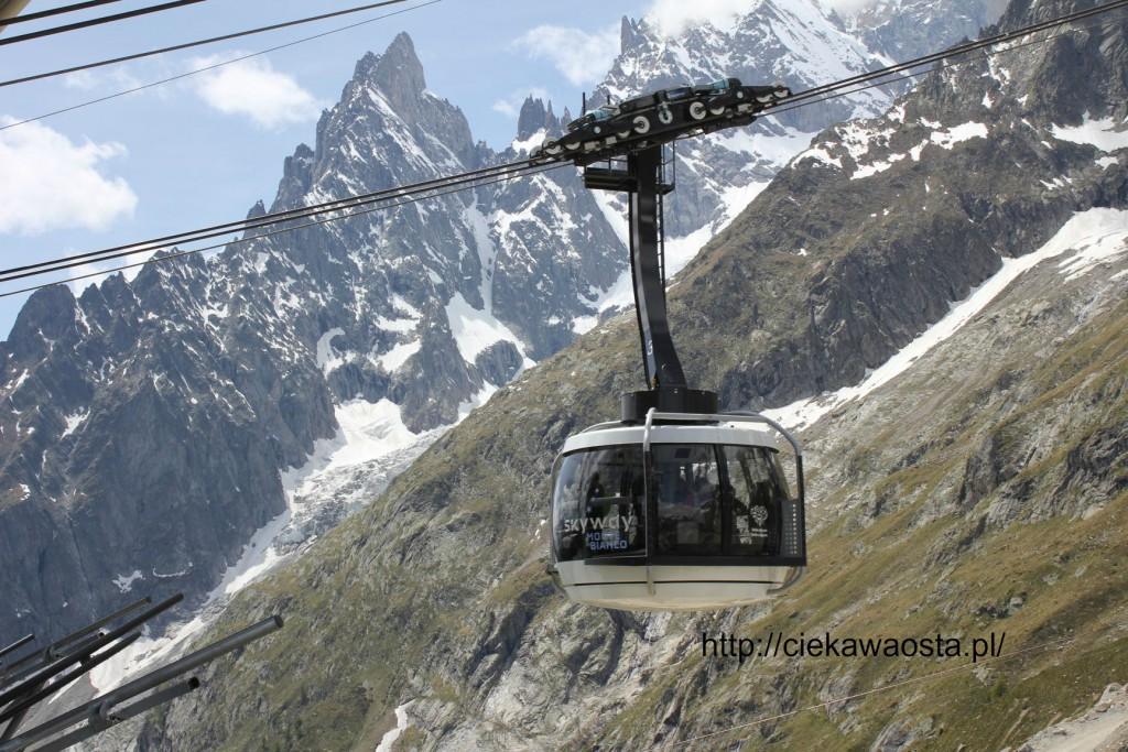 Nowa kolejka Mont Blanc 1