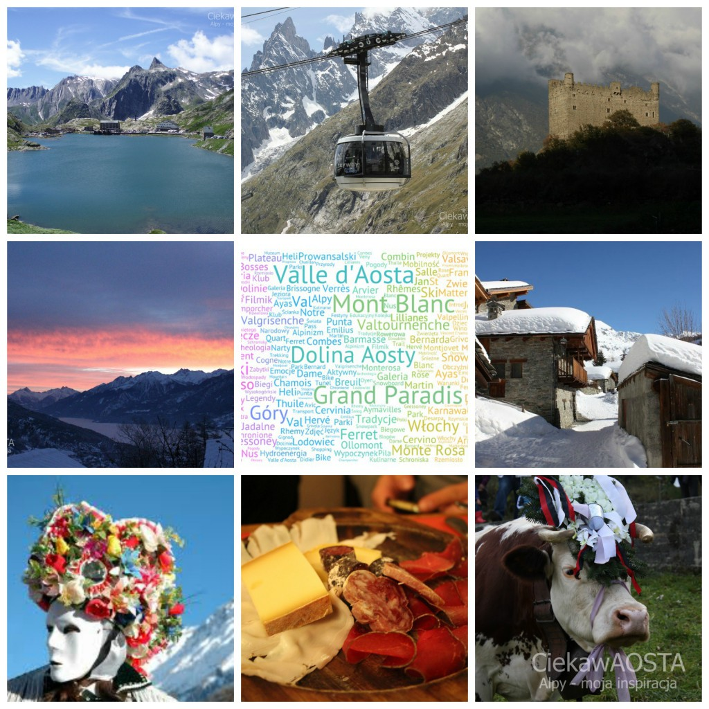 Valle Aosta zdjęcia