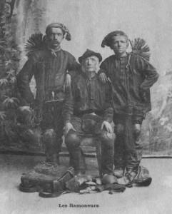 Waldotańczycy we francuskim regionie Sabaudiai. Źródło: Stowarzyszenie Waldotańczyków w Sabaudii.