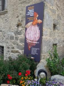 Wystawa na zamku w Saint-Rhemy-en-Bosses
