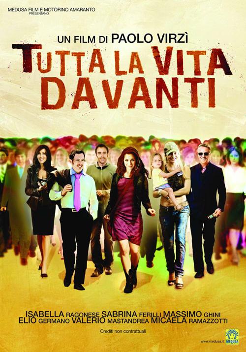 Włoskie poszukiwania wlasnej drogi... przez call center. Film Paolo Virzi z 2008 roku.