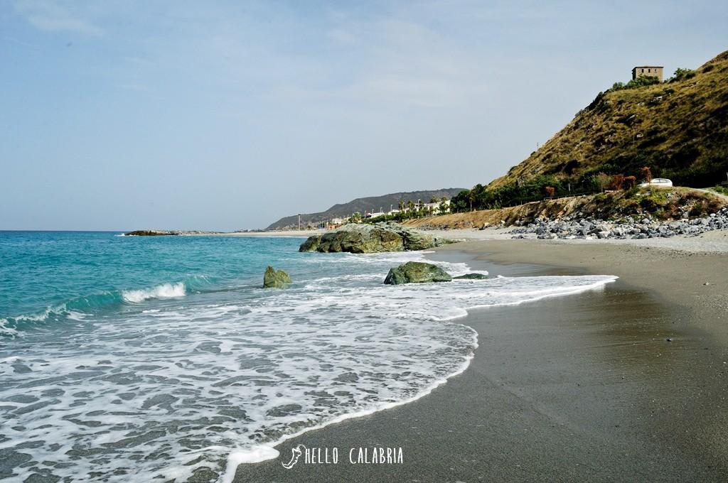 Kto by nie tęsknił do takiego krajobrazu? A chi non mancherebbe il mare cosi?