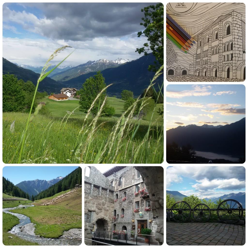 Collage Aosta
