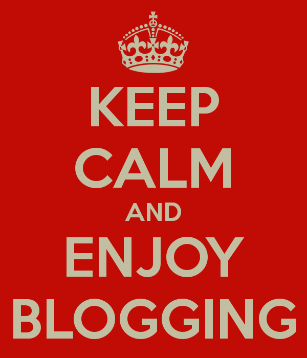 keep-calm-and-enjoy-blogging