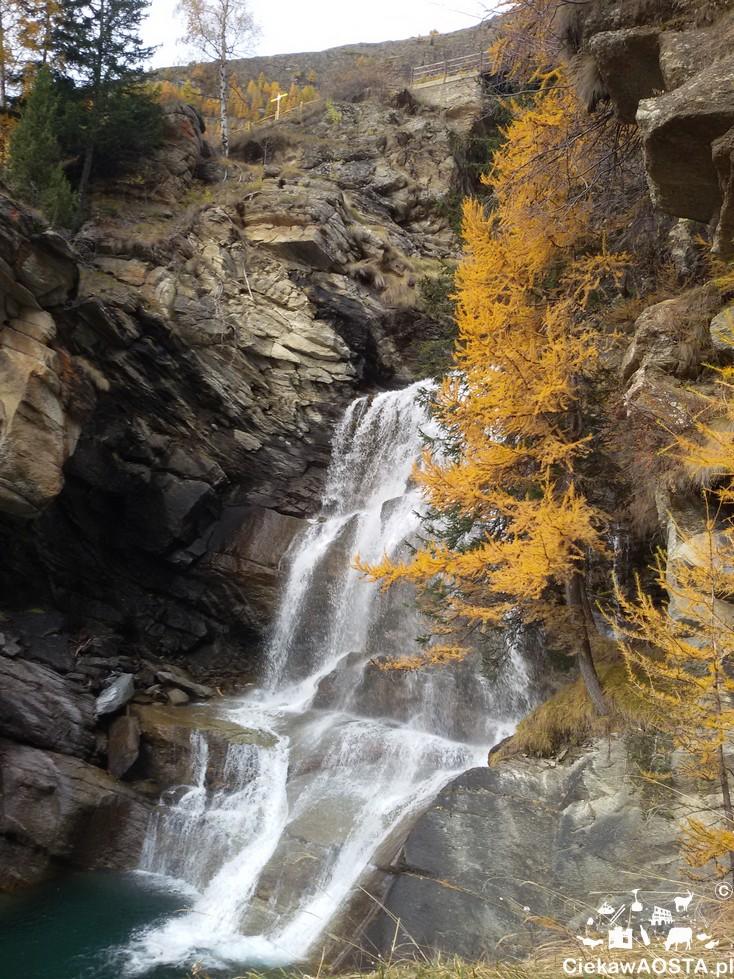 Pierwszy wodospad