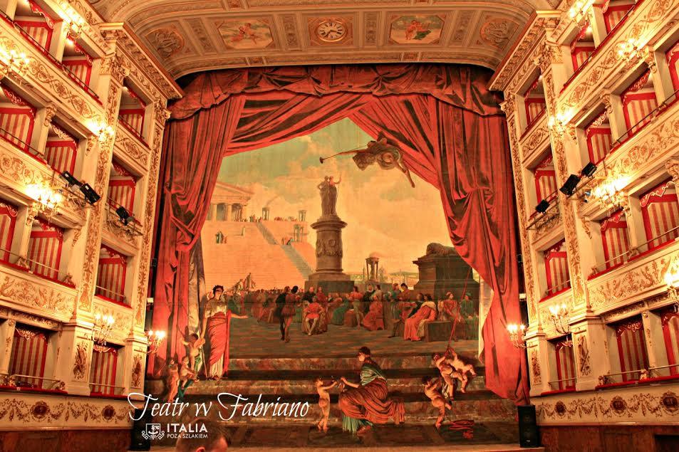 Teatr w Fabriano