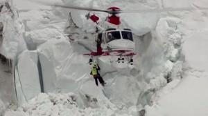 Scena z serialu Pericolo verticale.
