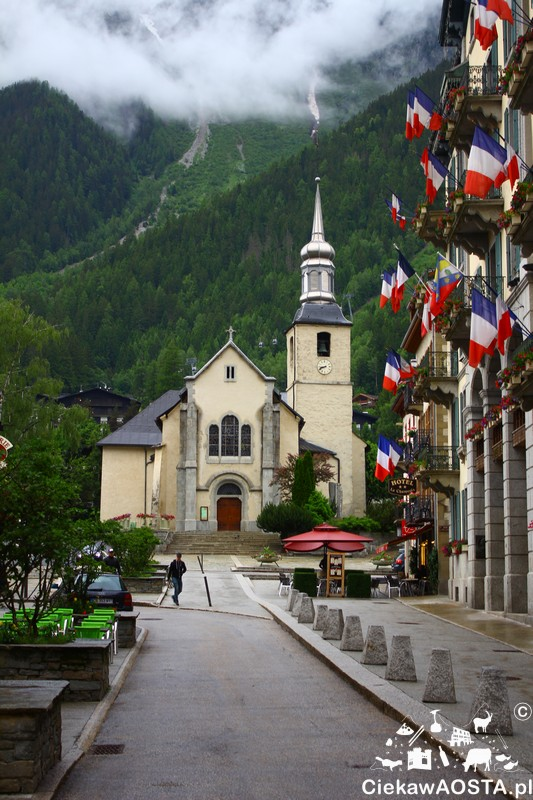 Centrum Chamonix