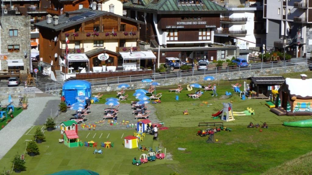 Fun park w Breuil Cervinia. Źródło TU.