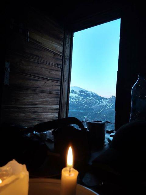 Biwak w Alpach