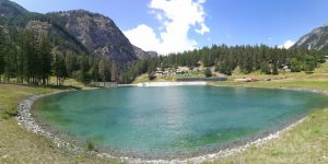Dolina Clavalité w Valle d'Aosta