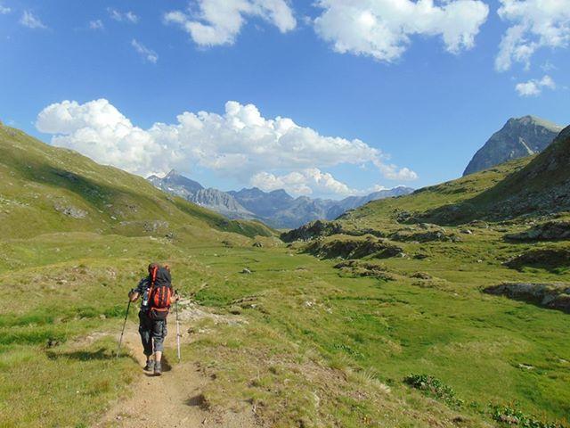 Szlak u stóp Matterhorn - Cervinia