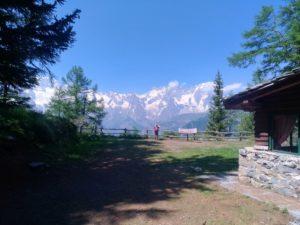 Skąd najlepiej widać Mont Blanc?